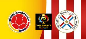 Colombia x Paraguai