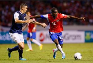 USA x Costa Rica