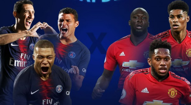 Manchester United x PSG