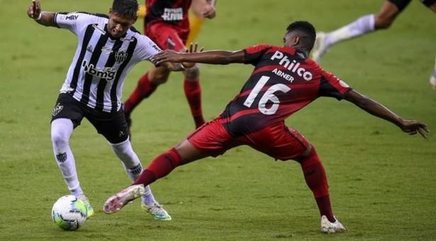 Athletico PR x Atlético MG