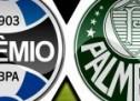 Grêmio e Palmeiras