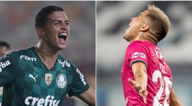 Palmeiras e Independinte Del Valle