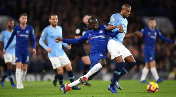 Manchester City x Chelsea definem o Campeāo da Champions League
