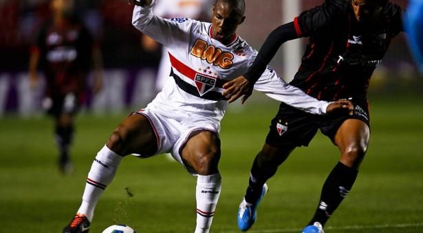 Atlético GO x Sāo Paulo
