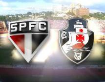 Copa do Brasil – Sāo Paulo x Vasco